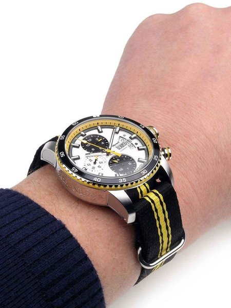 Ingersoll Ingersoll IN1717YL Bison No.74 Automatic mens watch 44mm