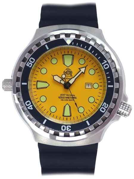 Tauchmeister Tauchmeister T0314 diver watch 52 mm