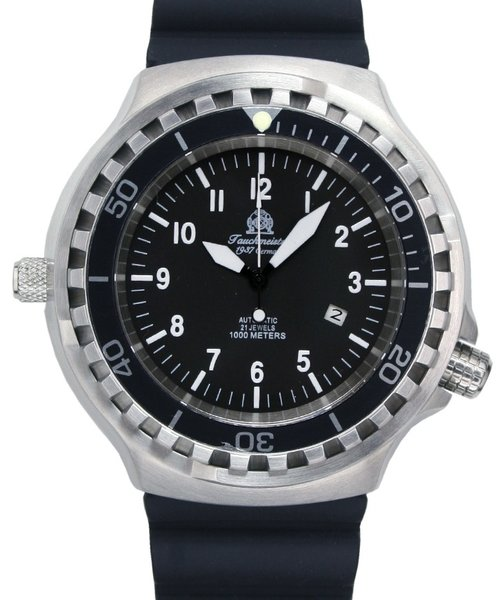 Tauchmeister Tauchmeister T0286 XXL automatic diver watch 100 ATM DEMO