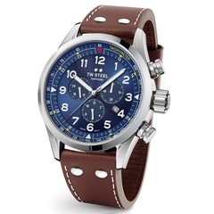 TW Steel Swiss Volante SVS201 chronograph watch 48mm