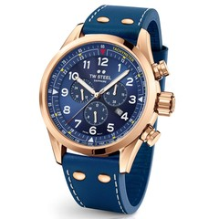 TW Steel Swiss Volante SVS204 chronograph watch 48mm