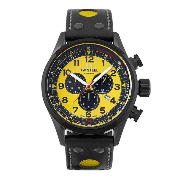 TW Steel TW Steel Swiss Volante SVS302 WTCR Limited Edition chronograph watch 48mm