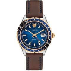Versace V11080017 Hellenyium GMT men's watch