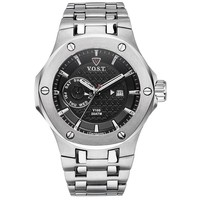 V.O.S.T. Germany V.O.S.T. Germany V100.003 Steel multifunction mens watch 44mm