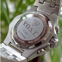 V.O.S.T. Germany V.O.S.T. Germany V100.007 Carbon chrono mens watch 44mm