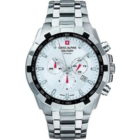 Swiss Alpine Military Swiss Alpine Military 7043.9132 Mens Watch 46 mm