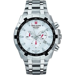 Swiss Alpine Military 7043.9132 Mens Watch 46 mm