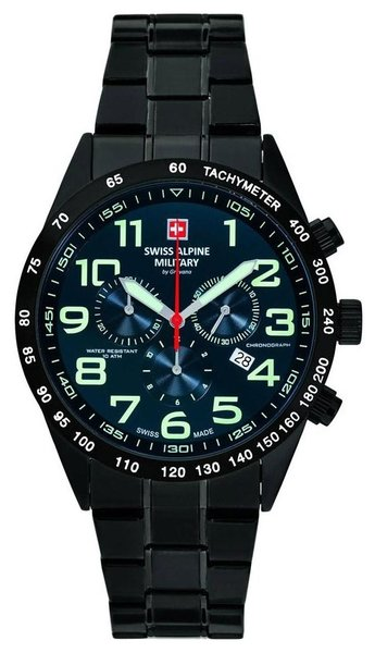 Swiss Alpine Military Swiss Alpine Military 7047.9175 Herren Uhr 46 mm