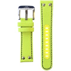 TW Steel TCS29 canvas strap yellow 22 mm
