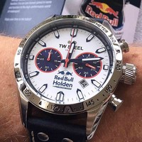 TW Steel TW Steel TW998 Red Bull Holden Racing Team Bathurst Special Edition watch 46mm