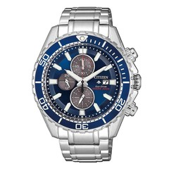 Citizen Promaster CA0710-82L Marine Eco-Drive men's watch 46 mm