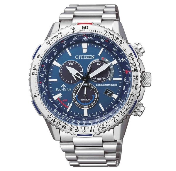 Citizen Citizen Promaster CB5000-50L Sky Eco-Drive Radio Controlled mens watch 47 mm