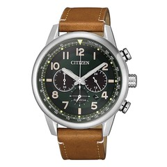 Citizen CA4420-21X chronograph Eco-Drive men's watch 43 mm