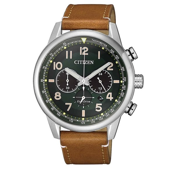Citizen Citizen CA4420-21X chronograph Eco-Drive men's watch 43 mm