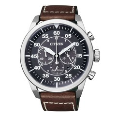 Citizen CA4210-16E chronograph Eco-Drive men's watch 45 mm