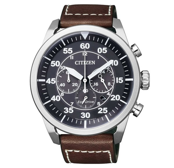 Citizen Citizen CA4210-16E chronograph Eco-Drive men's watch 45 mm