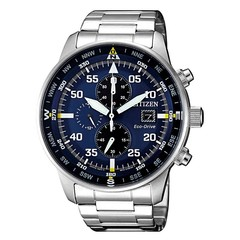 Citizen CA0690-88L chronograph Eco-Drive men's watch 44 mm