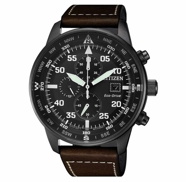 Citizen Citizen CA0695-17E chronograph Eco-Drive men's watch 44 mm