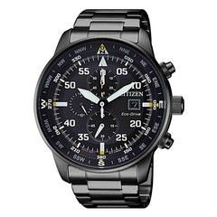 Citizen CA0695-84E chronograph Eco-Drive men's watch 44 mm