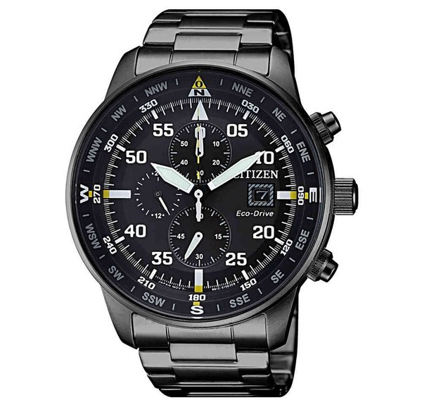 Citizen Citizen CA0695-84E chronograph Eco-Drive men's watch 44 mm