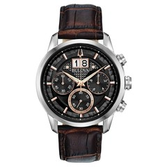 Bulova 96B311 Sutton Chronograph mens watch 44 mm