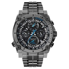 Bulova 98B229 Precisionist Chronograph mens watch 46 mm