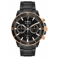 Bulova Bulova 98B302 Marine Star Chronograph mens watch 45 mm