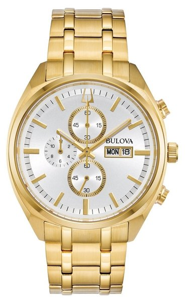 Bulova Bulova 97C109 Classic Chronograph mens watch 42 mm