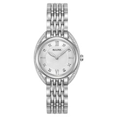 Bulova 96R212 Classic Diamond woman watch 30 mm
