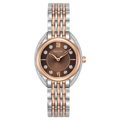 Bulova 98R230 Classic Diamond woman watch 30 mm