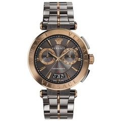 Versace VE1D00619 Aion mens watch 45 mm
