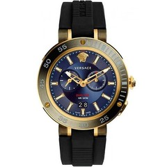 Versace VECN00119 V-Extreme Pro mens watch 46 mm