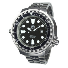 Tauchmeister T0254M automatic XXL diver watch 100 ATM DEMO