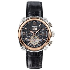Ingersoll IN6907RBK Cimarron Automatic mens watch 44mm