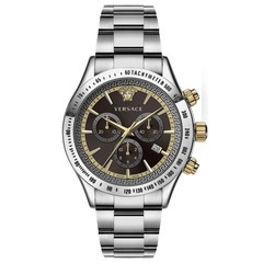 Versace VEV700419 Chrono Classic mens chronograph watch 44 mm