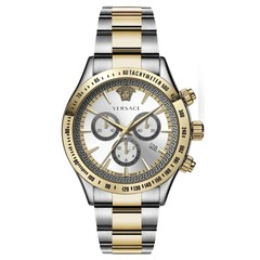 Versace VEV700519 Chrono Classic mens chronograph watch 44 mm