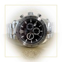 Versace Versace VEV800419 Sporty Chronograph mens watch 44 mm