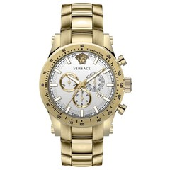 Versace VEV800619 Sporty Chronograph mens watch 44 mm