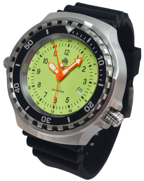 Tauchmeister Tauchmeister T0317 diver watch 52 mm