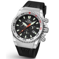TW Steel ACE400 Diver Swiss Chronograph Limited Edition Watch 44mm