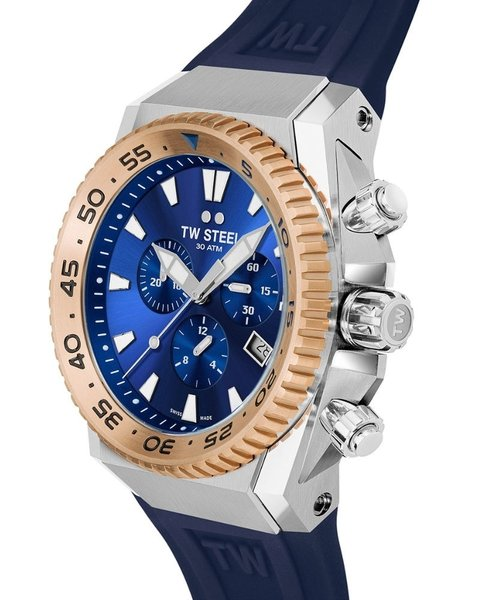 TW Steel TW Steel ACE402 Diver Swiss Chronograph Limited Edition Watch 44mm