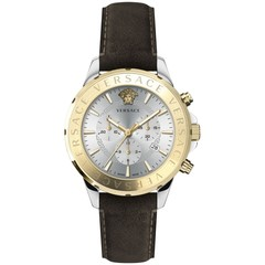 Versace VEV600219 Chrono Signature mens watch 44 mm