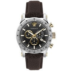 Versace VEV800119 Sporty Chronograph mens watch 44 mm