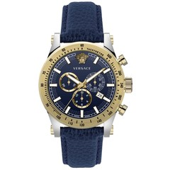 Versace VEV800219 Sporty Chronograph mens watch 44 mm