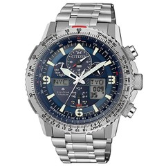 Citizen JY8100-80L Promaster Sky Eco-Drive Radio Controlled mens watch 45,4 mm