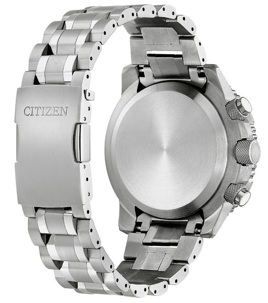 Citizen Citizen JY8100-80L Promaster Sky Eco-Drive Radio Controlled mens watch 45,4 mm