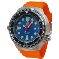 Tauchmeister Tauchmeister T0315OR automatic diver watch 52 mm