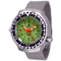 Tauchmeister T0316MIL automatic diver watch 46 mm
