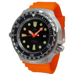 Tauchmeister T0300OR quartz diver watch 52mm