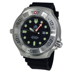 Tauchmeister T0319 quartz diver watch 52 mm